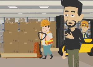 Sistemas de videovigilancia para centros de logística y almacenes