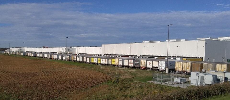 Pérdida de mercancías en centros de logística, almacenes o transportes