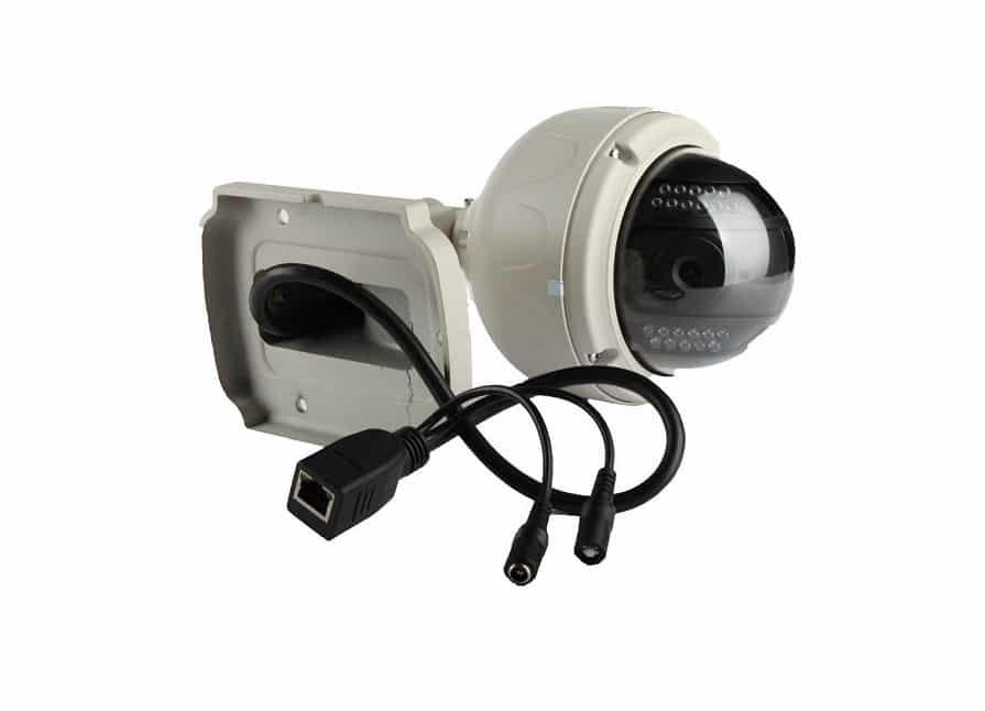 cámaras domo
