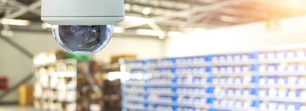Videovigilancia en empresas de logística