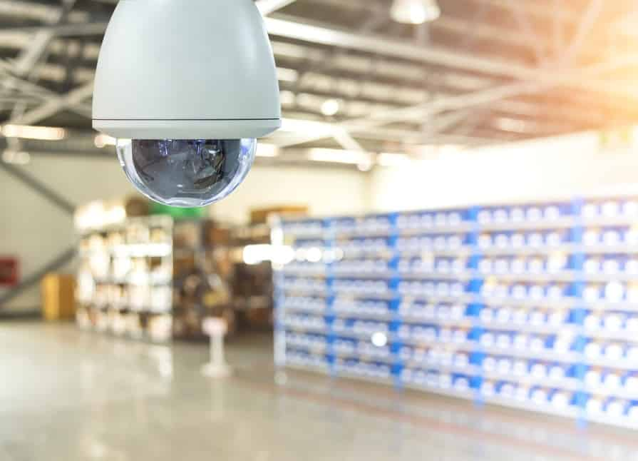 Videovigilancia para empresas de logística
