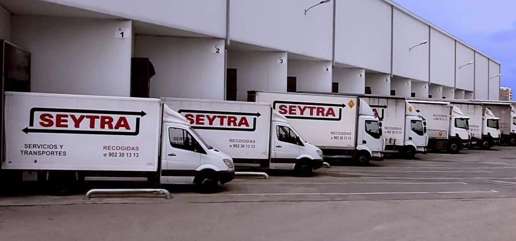 seguridad para empresas de logística