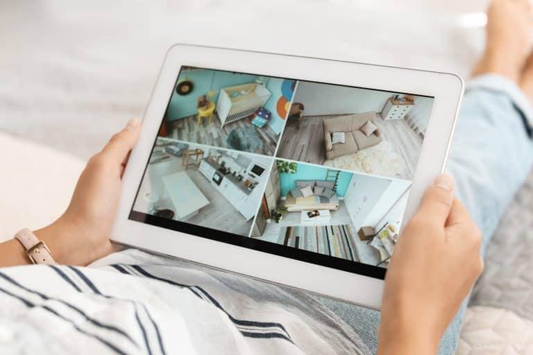 Videovigilancia en casas y segundas residencias