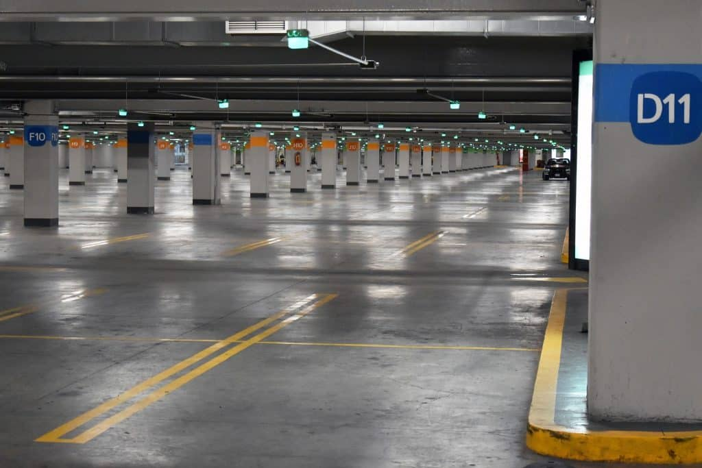 instalación de camaras de seguridad en parkings