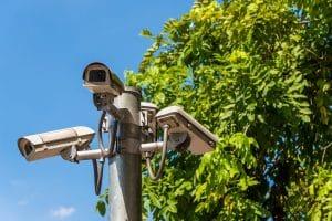 cámaras de vigilancia en comunidades de propietarios