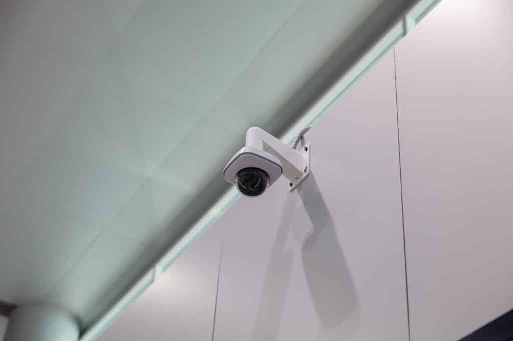 cámaras de vigilancia con WDR