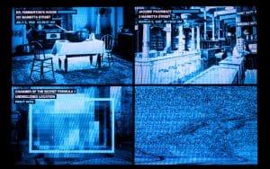 Resolución y cámaras de videovigilancia