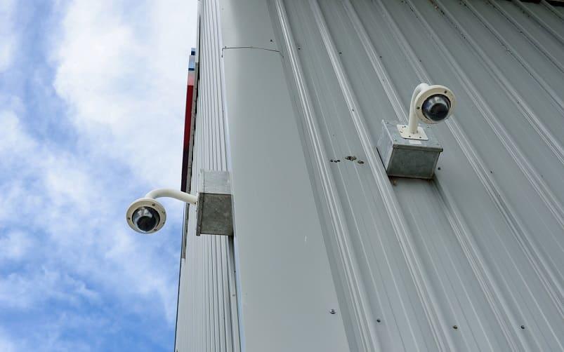 cámaras con sensores infrarrojos