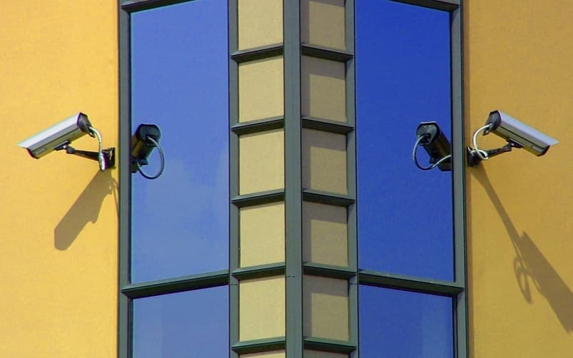 cámaras de vigilancia de alta resolución