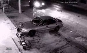 Tu cámara de seguridad parpadea por la noche 1