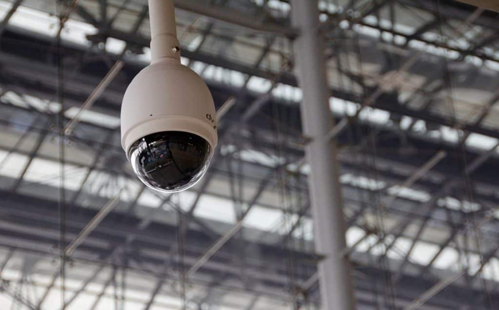 Instalación de cámaras de videovigilancia en fábricas