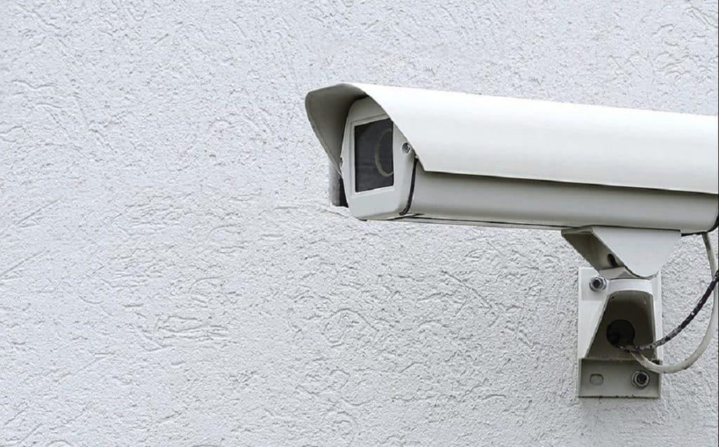 Instalación de cámaras de vigilancia para obras y construcción
