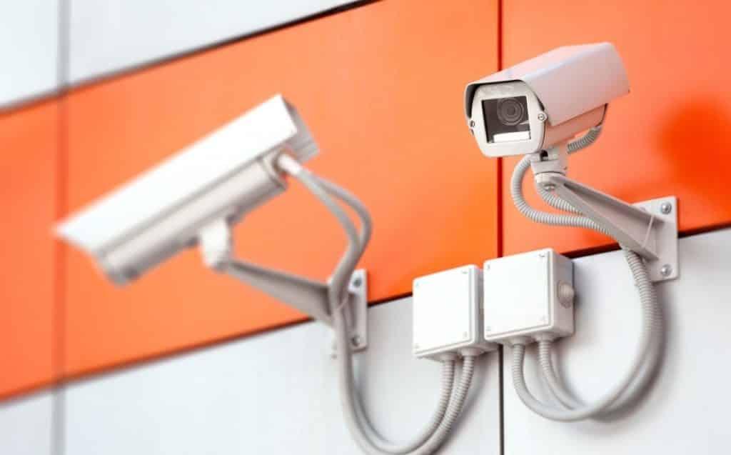Alquiler de cámaras de vigilancia