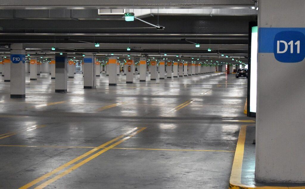 Instalación de cámaras de vigilancia en parkings