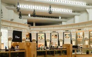 Cámaras de videovigilancia para centros comerciales