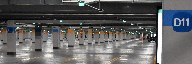 camaras videovigilancia parkings